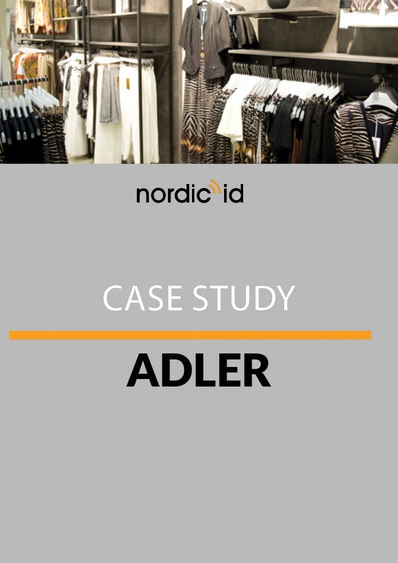 Case Study Adler by Nordic ID