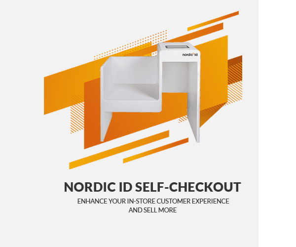 Nordic ID Self-checkout