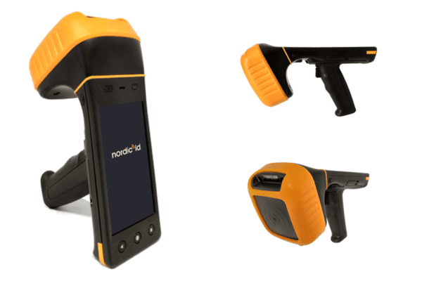 The new Nordic ID HH85 handheld reader