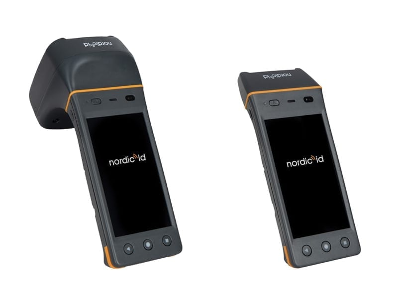 Nordic ID HH83 portable reader for data collection