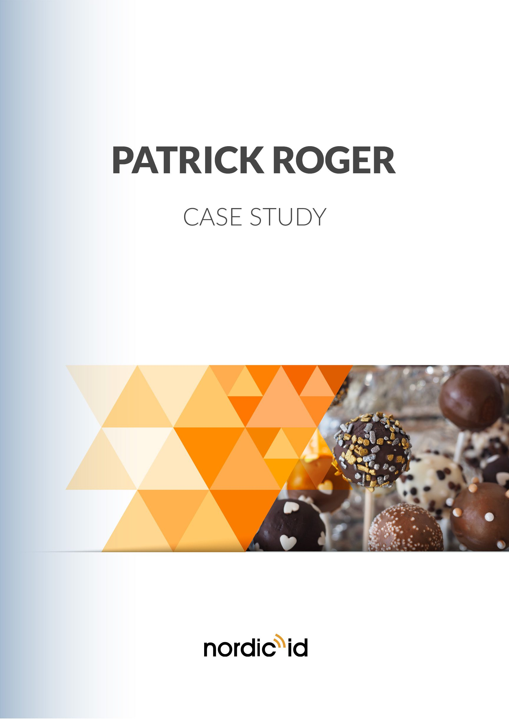 Learn how Patrick Roger optimized their businesses with the help of RFID